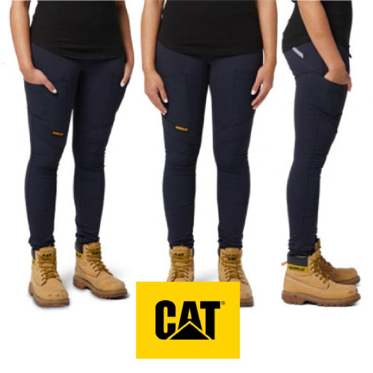 CAT Womens Leggings-01